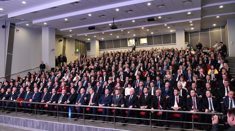 Законодательному Собранию Краснодарского края- 25 лет
