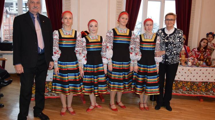 Фестиваль славянской культуры гостеприимно встретил многочисленных участников