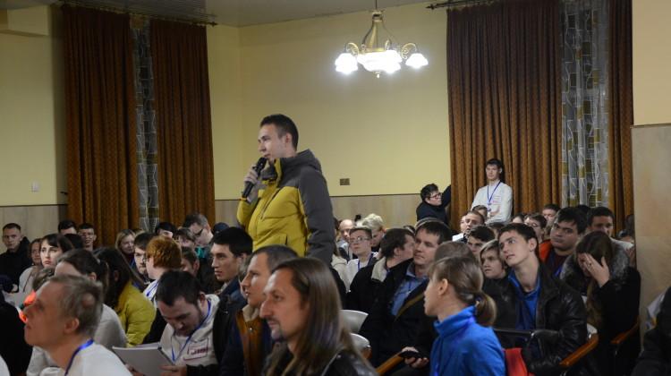 Павел Снаксарев – почетный гость молодежного форума в Анапе