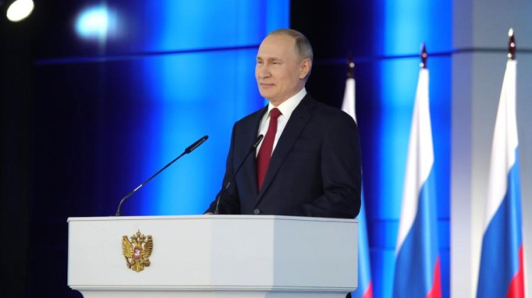 Президент России в Послании Федеральному Собранию призвал все уровни власти к прямому диалогу с гражданским обществом