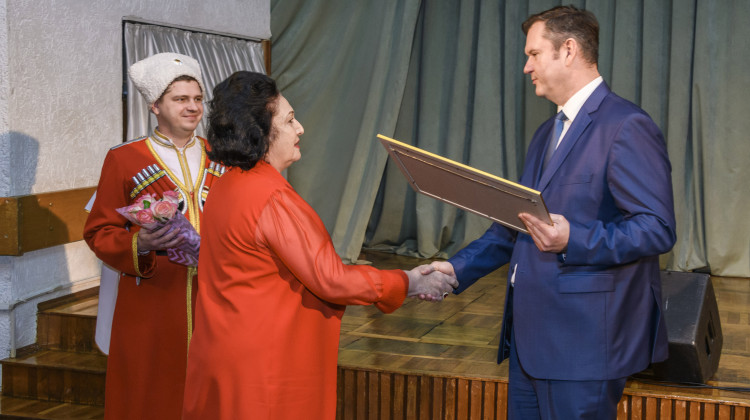 Член Совета Тамара Пятак удостоена благодарности губернатора