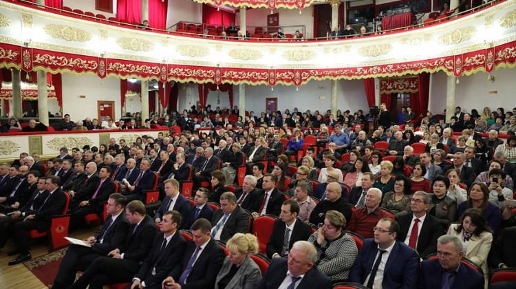 Члены Совета приняли участие в пленарном заседании Общественной палаты
