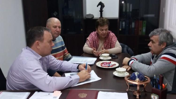 Состоялось совместное заседание комиссийСовета