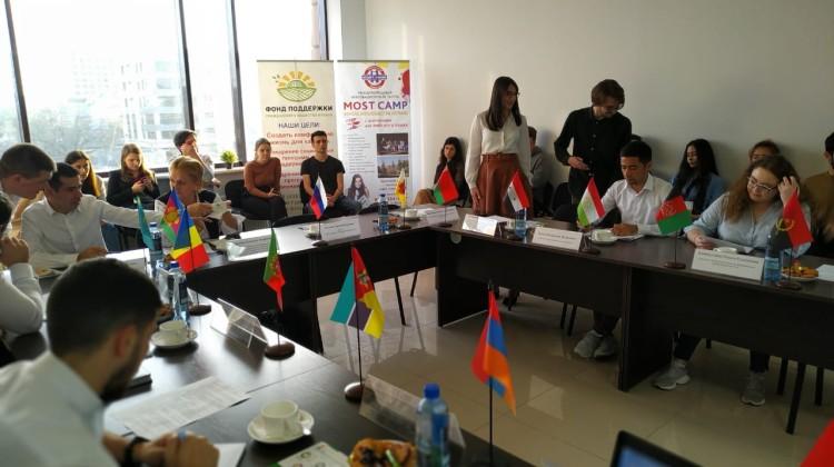 Клубы интернациональной дружбы поделились опытом работы