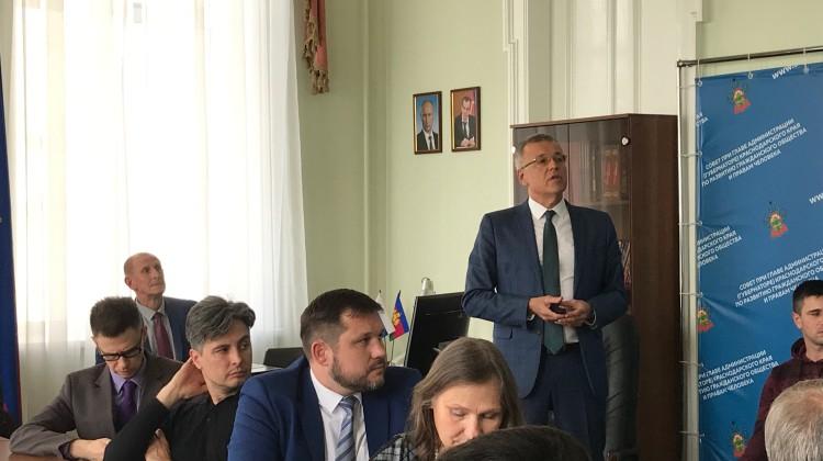 В Краснодаре состоялся первый круглый стол по докладу НОМ