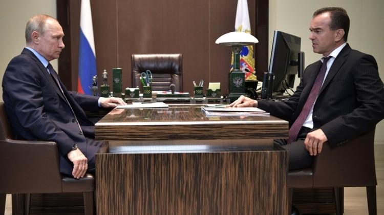Советник губернатора: Умение действовать в экстремальных ситуациях усилили кандидатуру Кондратьева