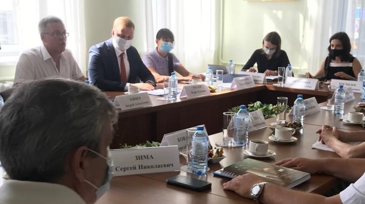 Члены президиума Совета отчитались о работе в режиме самоизоляции и представили предложения по дальнейшей деятельности