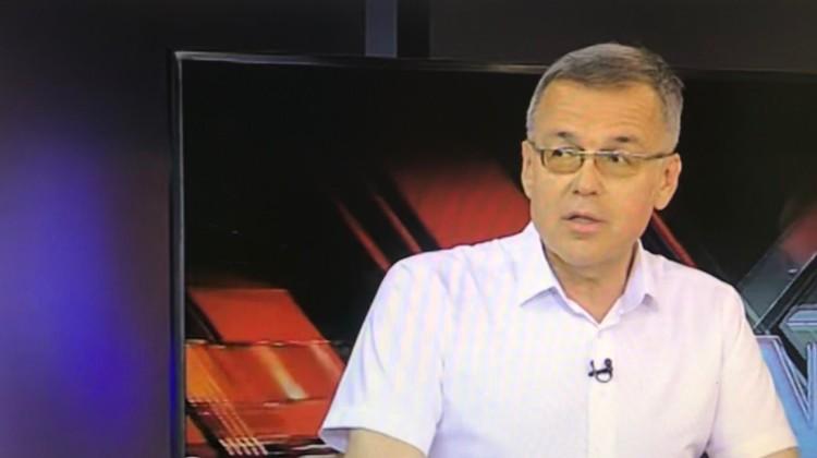 """Андрей Зайцев стал гостем программы """"Через край"""""""