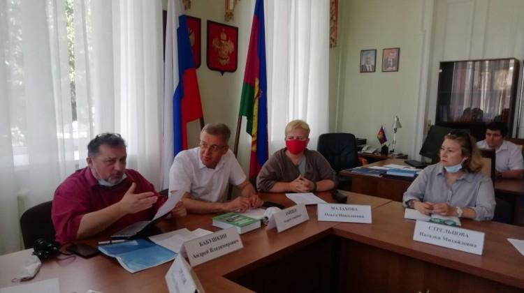 Член СПЧ при Президенте России Андрей Бабушкин прибыл с рабочим визитом на Кубань