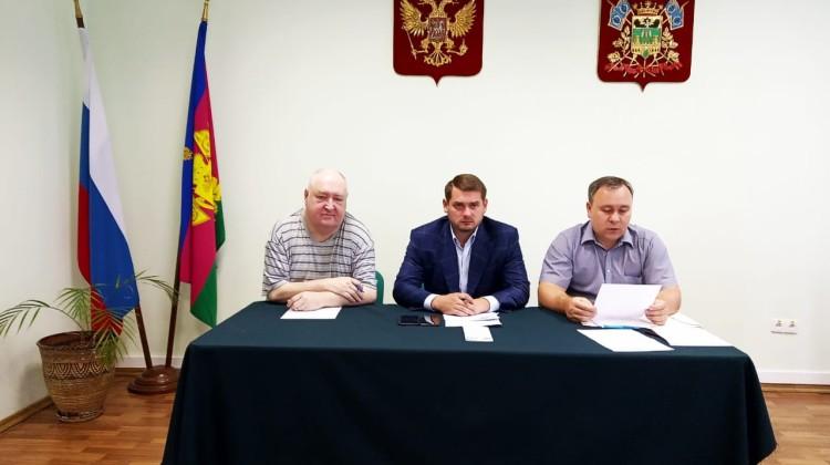 Состоялось заседание Общественного совета при министерстве ТЭК и ЖКХ Краснодарского края