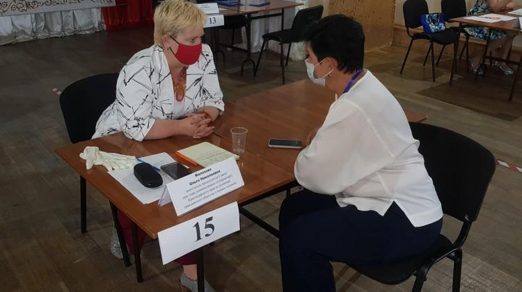 Мобильная приёмная губернатора побывала в Усть-Лабинском районе