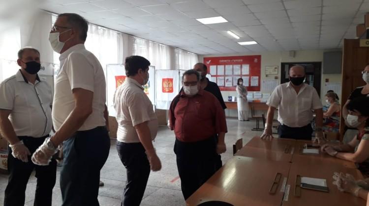 Продолжается работа Временной рабочей группы по общественному мониторингу за ходом общероссийского голосования СПЧ при Президенте РФ