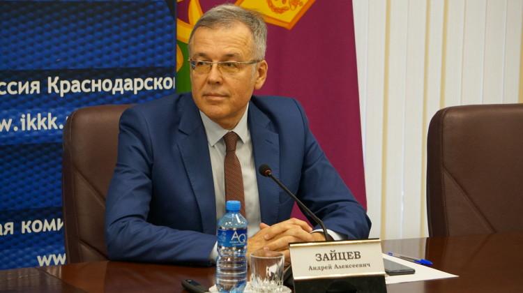 Андрей Зайцев: «Голосование в Краснодарском крае проходит с соблюдением всех требований к избирательному процессу»