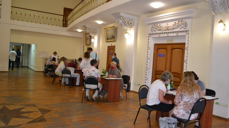 В Туапсинском районе состоялся выездной приём граждан