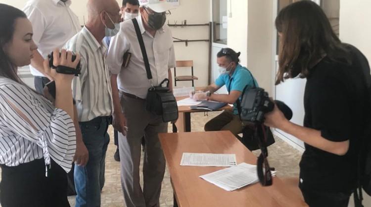 Общественный контроль за ходом Общероссийского голосования в Ейском районе