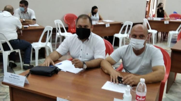 15 жителей Динского района приняли члены Совета 31 июля