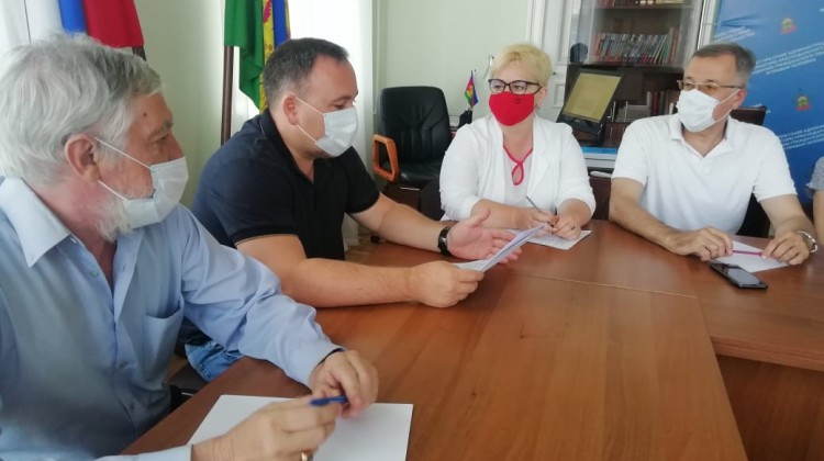 """""""Горячая линия"""" СПЧ при губернаторе Краснодарского края продолжает свою работу"""
