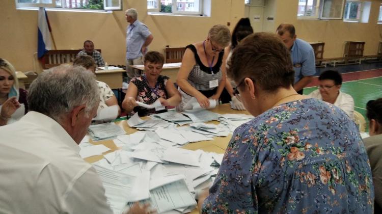 Члены Совета активно участвуют в общероссийском   голосовании