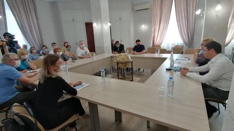 Руководители Краснодара призвали общественников к усилению роли гражданского контроля