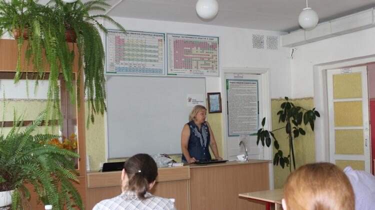 Правовая грамотность стала темой занятий в колонии посёлка Двубратского