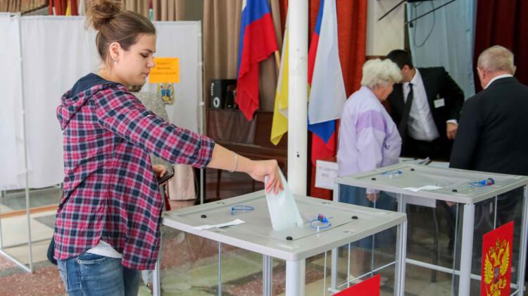 Михаил Трусов: «Остались хорошие впечатления от посещения избирательных участков»