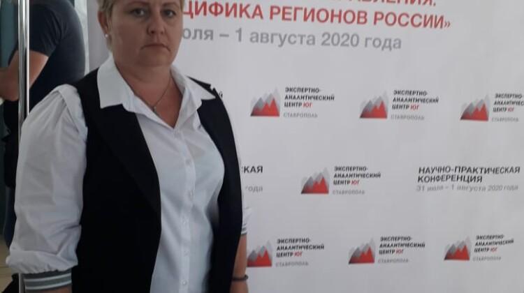 Ольга Малахова: «Голосование на Кубани проходит в доброжелательной обстановке»