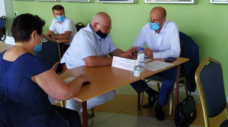 Мобильная приемная губернатора побывала в Тбилисском районе