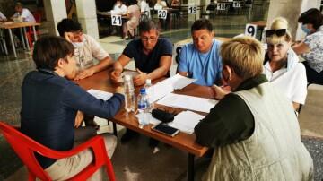 С общественниками Ейского района встретились члены Совета