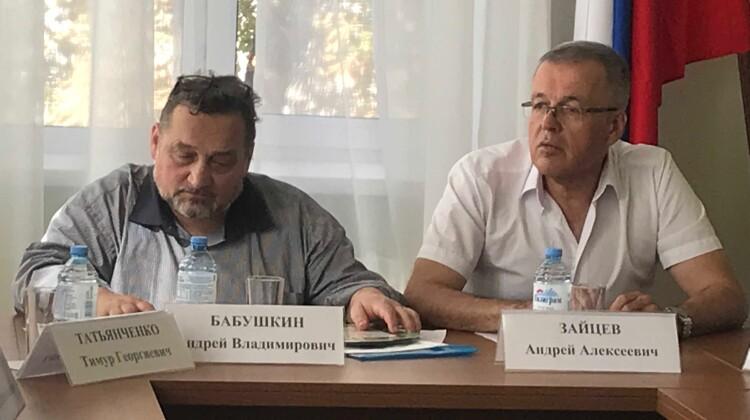 """Член СПЧ Андрей Бабушкин о голосовании на Кубани: """"Выборы губернатора проводятся достаточно ровно"""""""
