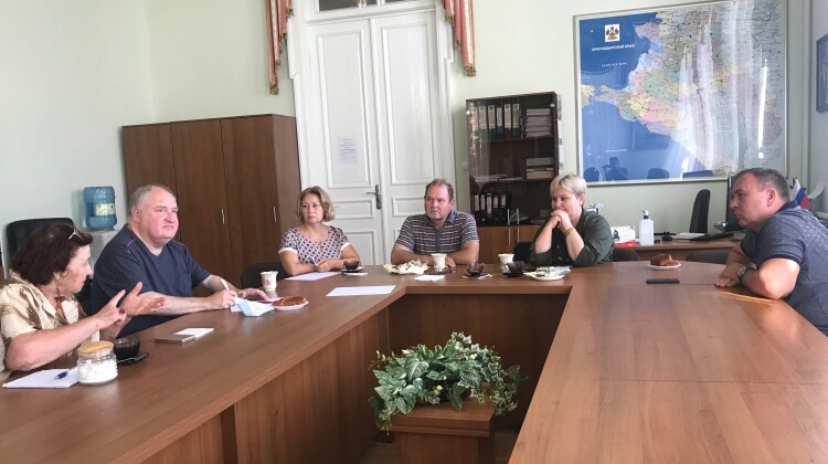 Социально значимые вопросы стали темой совместного заседания комиссий Совета