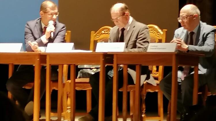 В научно-практической конференции в Сочи принимают участие и члены Совета