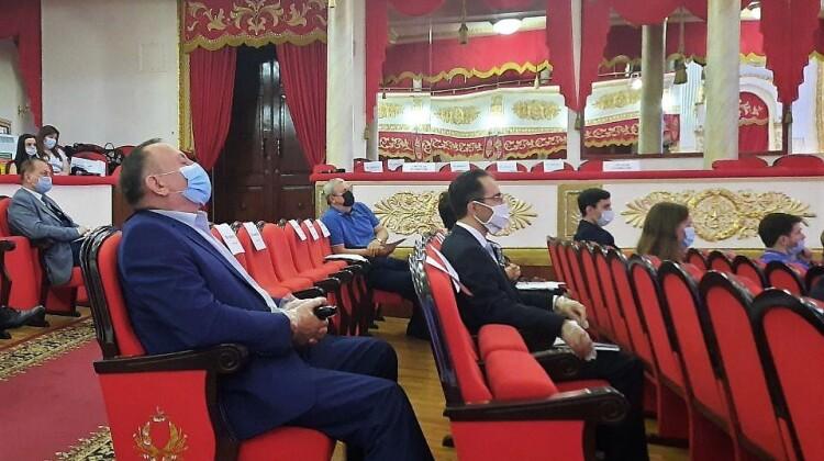 Общественная палата Краснодарского края нового созыва провела свое первое заседание