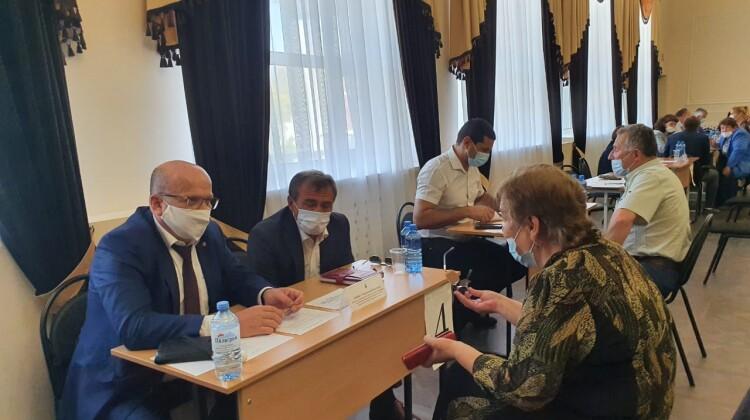 Мобильная приемная губернатора вновь выехала в Темрюкский район