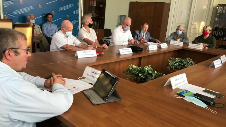 В Совете обсуждены вопросы соблюдения прав человека при реализации Стратегии развития Краснодара до 2030 года