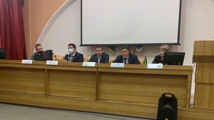 Выездное заседание комиссий Совета состоялось в Северском районе