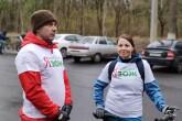 Велопробег прошел в День отказа от курения