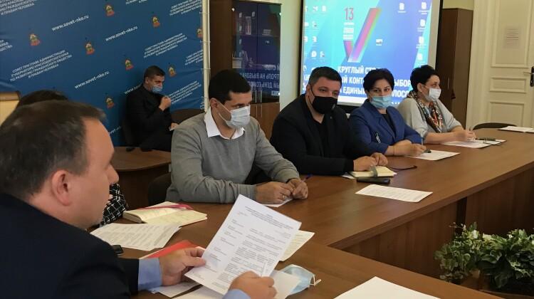 Пути решения проблем реализации мусорной реформы вновь в поле зрения Совета