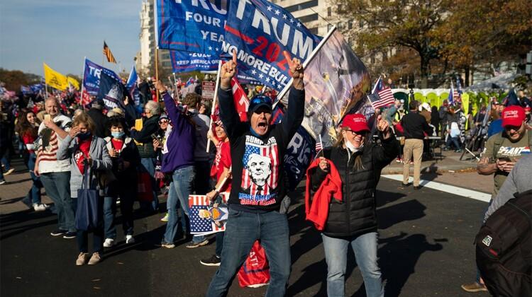 Эксперты обсудили проблему доверия к итогам выборов в США