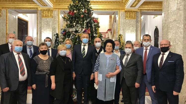 Члены Совета удостоены наград губернатора Краснодарского края