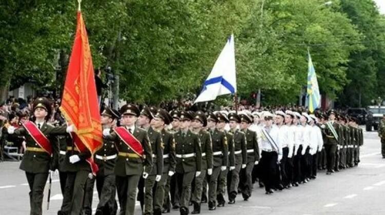 В 2021 году парад Кубанского казачьего войска и парад Победы в Краснодарском крае проведут без зрителей