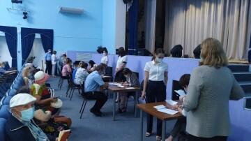 Члены Совета провели прием граждан в Темрюкском районе