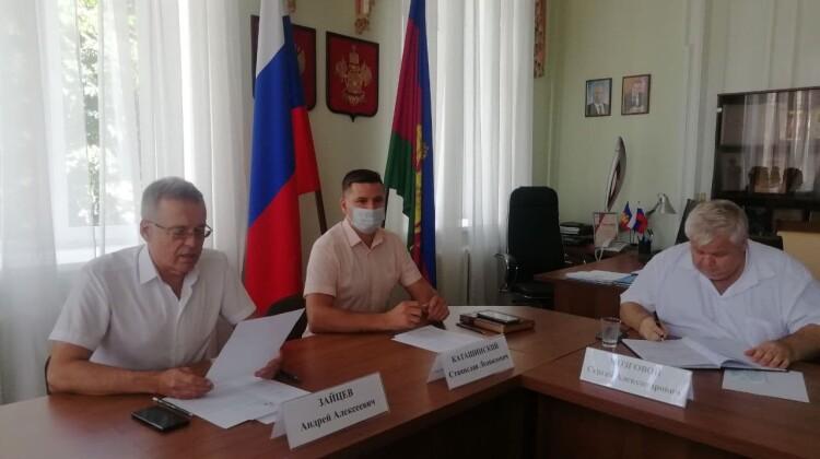 В Совете состоялось обсуждение темы дальнейшей гармонизации межнациональных отношений