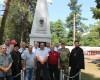 Михаил Джурило в составеветеранов силовых структур Кубани принял участие в Акции памяти