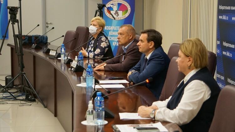 Общественники Кубани провели круглый стол по вопросам организации и проведения наблюдения на выборах
