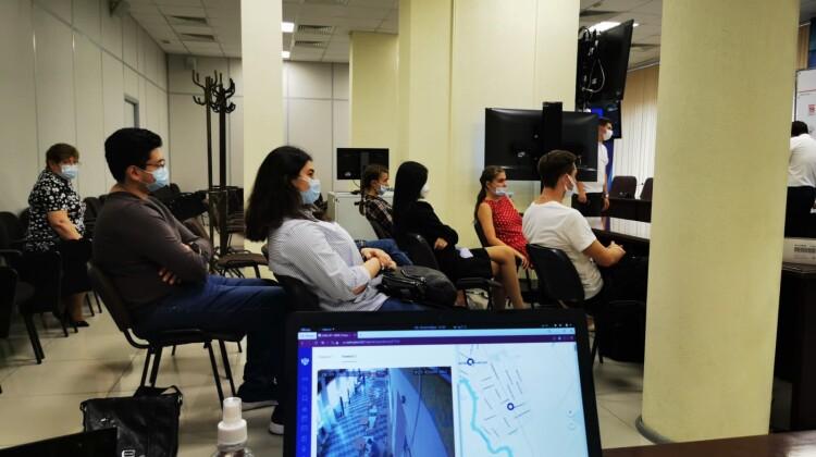 Члены Совета внимательно наблюдают за ходом второго дня выборов на Кубани