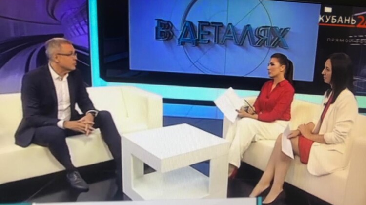 Андрей Зайцев: выборы на Кубани прошли спокойно