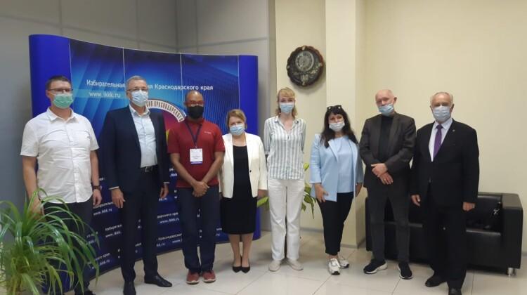Иностранные эксперты оценили проведение выборов в Госдуму на Кубани