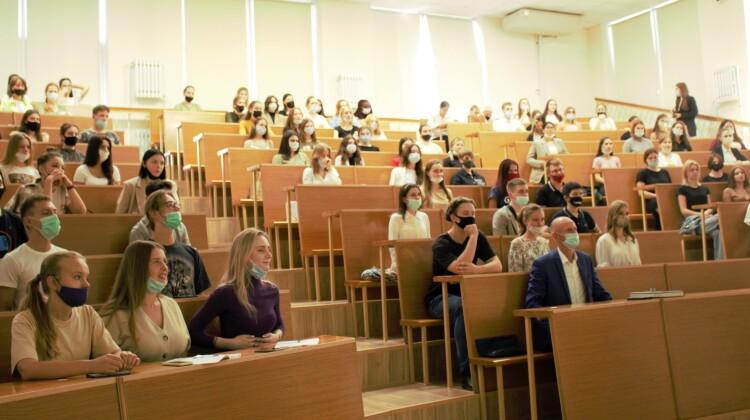 «Умные недели» Российского общества «Знание» в Кубанском государственном университете