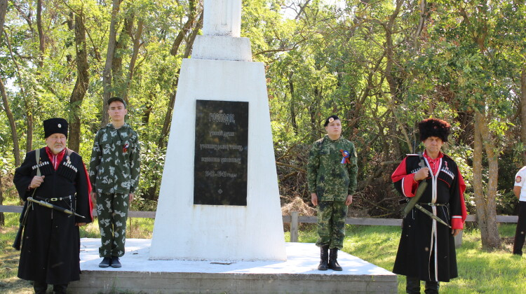 Акция Памяти «Преступлениям фашизма нет срока давности» прошла в посёлке Заречный