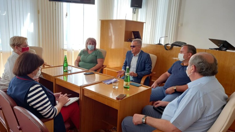 Рабочая группа Совета посетила Горячий Ключ